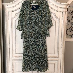 NWOT🌸2-pc Maxi dress 18W